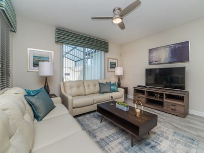Photo for Discounted Rates, WIFI, Private Pool, Close To Disney, New Resort, Free Amenities