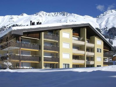 Photo for Apartment Triangel D Petersen in Parpan - 4 persons, 1 bedrooms