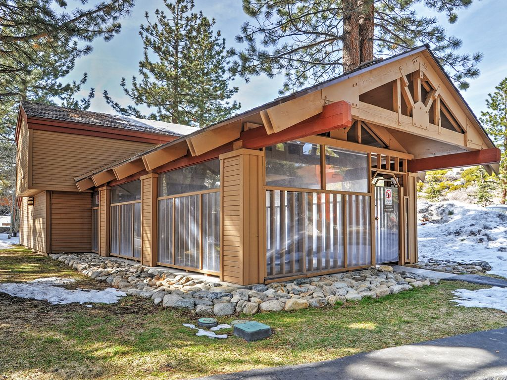 1br Mammoth Lakes Condo Close To Everything Mammoth