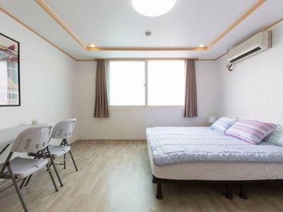 Photo for 1 bedroom apt in Yeonnam-dong / Hongdae / Hongik University / Honggik