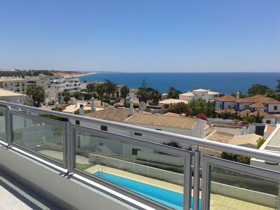 Photo for BEAUTIFUL APARTMENT STANDING WITH SEA VIEW 360 ° ROOF TERRACE NEIGHBORHOOD CAL