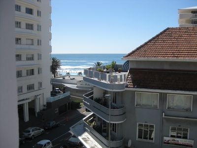 Photo for Sea & Mountain View Apartment in Sea Point