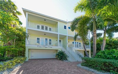 Photo for Beach-Bay Views Private Heated Pool Elevator Perfect location Modern Home