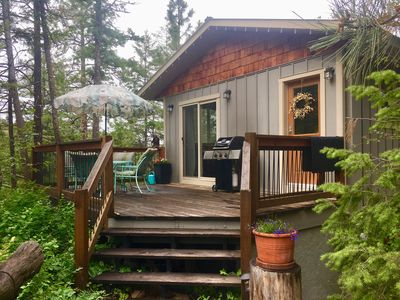Photo for Private Country Cottage With Hiking, Riding, Golf, Wineries And Beaches.