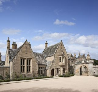 Photo for Stay in a fabulous, family-friendly historic house/garden 30 miles frm Edinburgh