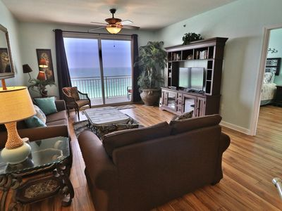 Photo for Splash 2BRs On Water + Bunks 11th Flr Deals Mid Sept 2 Free Beach Chairs