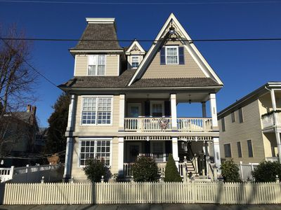 Photo for Victorian Seashore Cottage, First Floor Unit