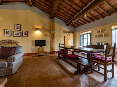 Photo for 2BR House Vacation Rental in Gaiole in Chianti