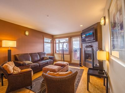 Photo for Stunning 2 Bedroom/2 Bath Condo at Big White
