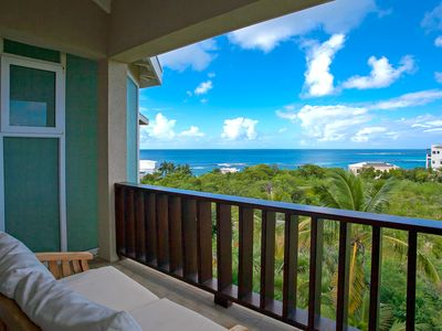 """Photo for Shoal Bay by """"Refined Retreats""""~King Suite~Vaulted Ceilings~Terrace w/ Amazing View!"""