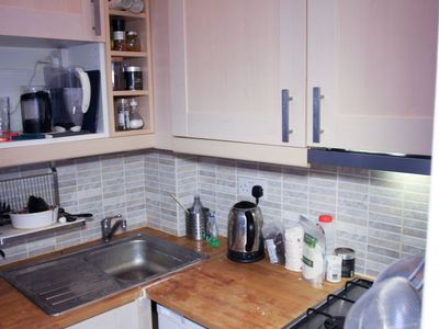 Photo for One bedroom Ground floor Flat, Heart of Fulham