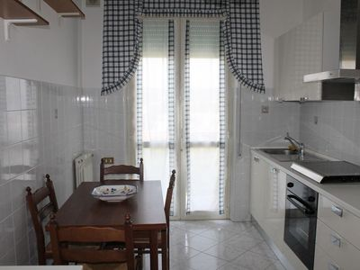Photo for Holiday with heart, cheap apartment in the popular seaside resort in Tuscany