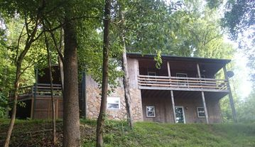 Bon Secluded Tims Ford Lake Access Home, Lynchburg, TN