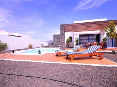 Photo for House in the center of Playa Blanca with Parking, Internet, Washing machine, Air conditioning (140171)