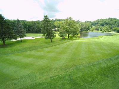 Photo for Overlooking HFCC Golf Course
