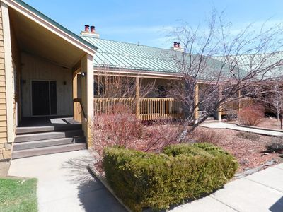 Photo for Nice condo located in core Pagosa area with gorgeous views!