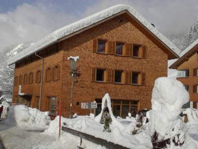 Photo for 2BR Apartment Vacation Rental in Schoppernau