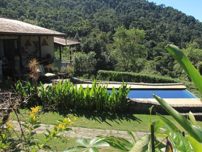 Photo for B & B with 2 fit (for 2 pers.) In the Atlantic Matta and 5km. Paraty's center