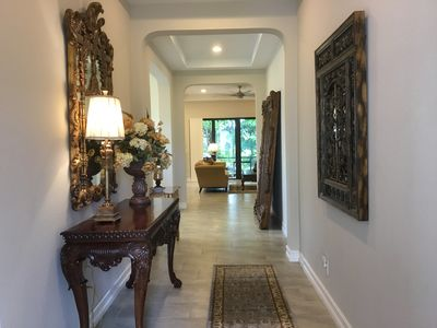 Photo for Utmost quality home in gated Bent Creek Preserve