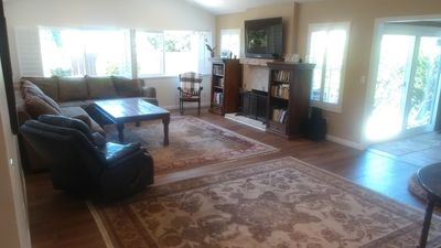 Photo for Newly remodeled 3 bedroom 3 bath home. Only 15 minutes from Malibu beaches!