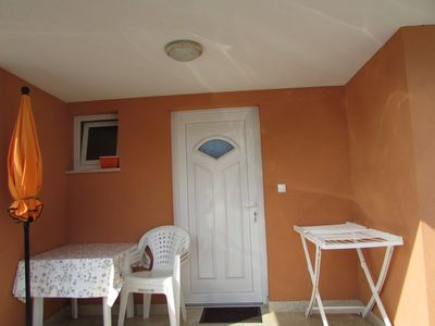 Photo for Apartment in the center of Umag with Air conditioning, Parking, Terrace, Garden (576373)