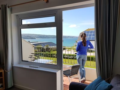 Photo for Chyreene Court, Sea View Apartment