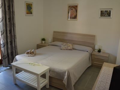 Photo for Finely equipped apartment in Ostia centro .. for us the details count