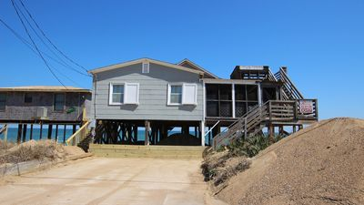 Photo for KH17, Down by the Sea/ Oceanfront, 3 Bedrooms, 1 Bathrooms