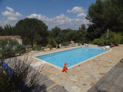 Photo for Between Luberon and Alpilles - Beautiful Villa - Private Swimming Pool Free Wifi