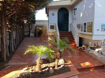Photo for Large apartment 200 meters from the sea