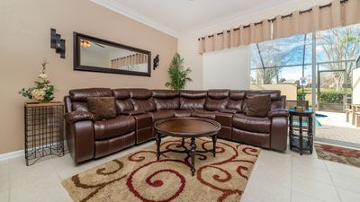Photo for Rent a Luxury Townhome on Windsor Hills Resort, Minutes from Disney, Orlando Townhome 3235