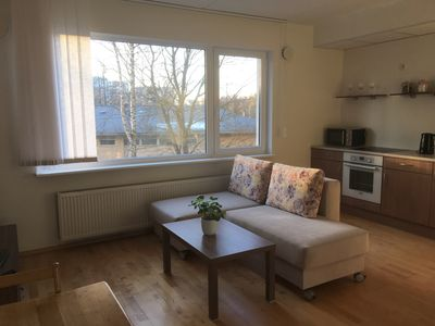 Photo for 1BR Apartment Vacation Rental in Mustamäe, Harju maakond