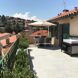 Photo for Roof top apartment with large terrace and  views in the heart of the old town