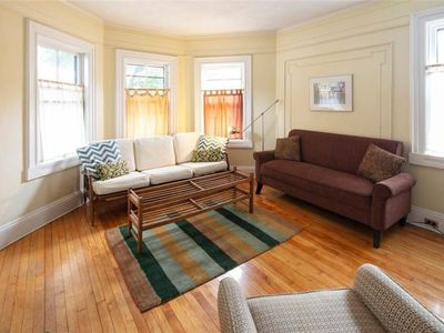Photo for Charming  2BR Flat in Historic Armory District