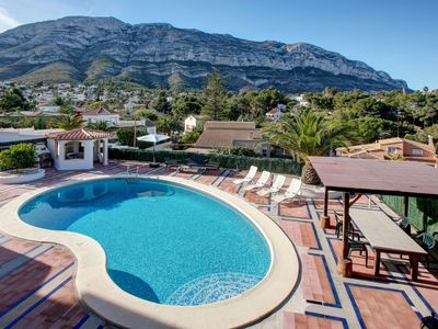 Photo for Santa Lucia Holiday Home, Sleeps 8 with Pool, Air Con and Free WiFi