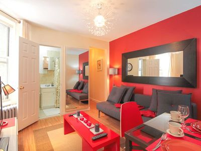 Photo for Beautiful 3 BR 15mins to Times Sq - Three Bedroom Apartment, Sleeps 7