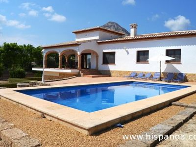 Photo for Beautiful and pleasant holiday villa in Javea in Spain on the Costa Blanca