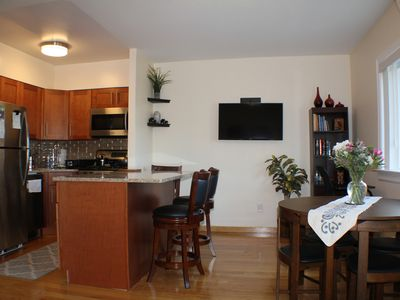 Photo for Fully furnished apartment apartment 15 minute to Manhattan