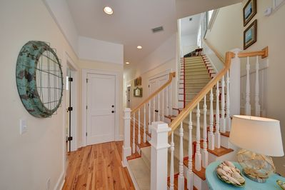 Entryway into the home