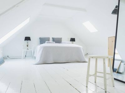 Photo for Stunning Flat with Private Rooftop in Copenhagen!