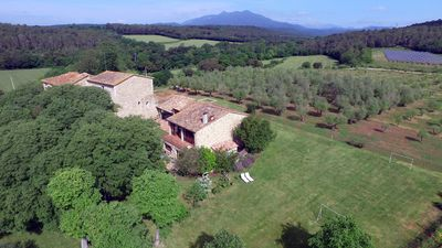 Photo for Rural house with charm, between Bañolas, Besalú and Figueras
