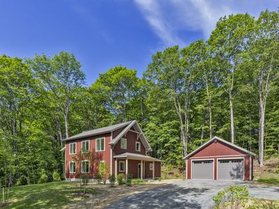 Photo for NEW Spring rates: Gorgeous Farmhouse Style 3 Bedroom Home in  Quechee VT - 5255