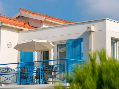 Photo for Modern and beautiful complex near the coast between the Vendee and Gironde.