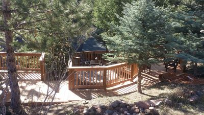 West Colorado Springs Cabin Rental