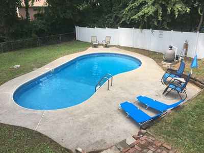 Photo for Inground Pool - Next to Airport - 9 Interstate Miles to Downtown Nashville