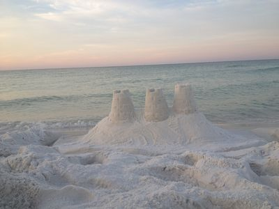 Photo for SABO's SANDBOX ON SEAGROVE BEACH-2 ADULT BIKES, 2 POOLS, AND 300 STEPS TO BEACH
