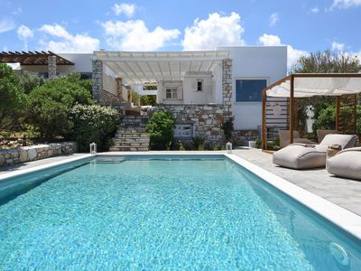Photo for Beautiful Villa Savina to rent in Paros by My Rental Homes
