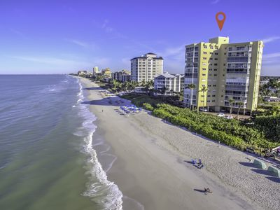 Photo for *Sunset & Gulf Views~Walk to the Beach, Bike to Local Shops and Relax Poolside!*