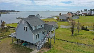 Photo for Down East Retreat: 4 BR / 3 BA house in Beaufort, Sleeps 8