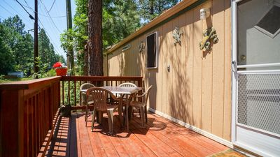 Photo for Pinetop Cozy Getaway | Tons of Hikings Trails | 3 minutes from Hon-Dah Resort Casino